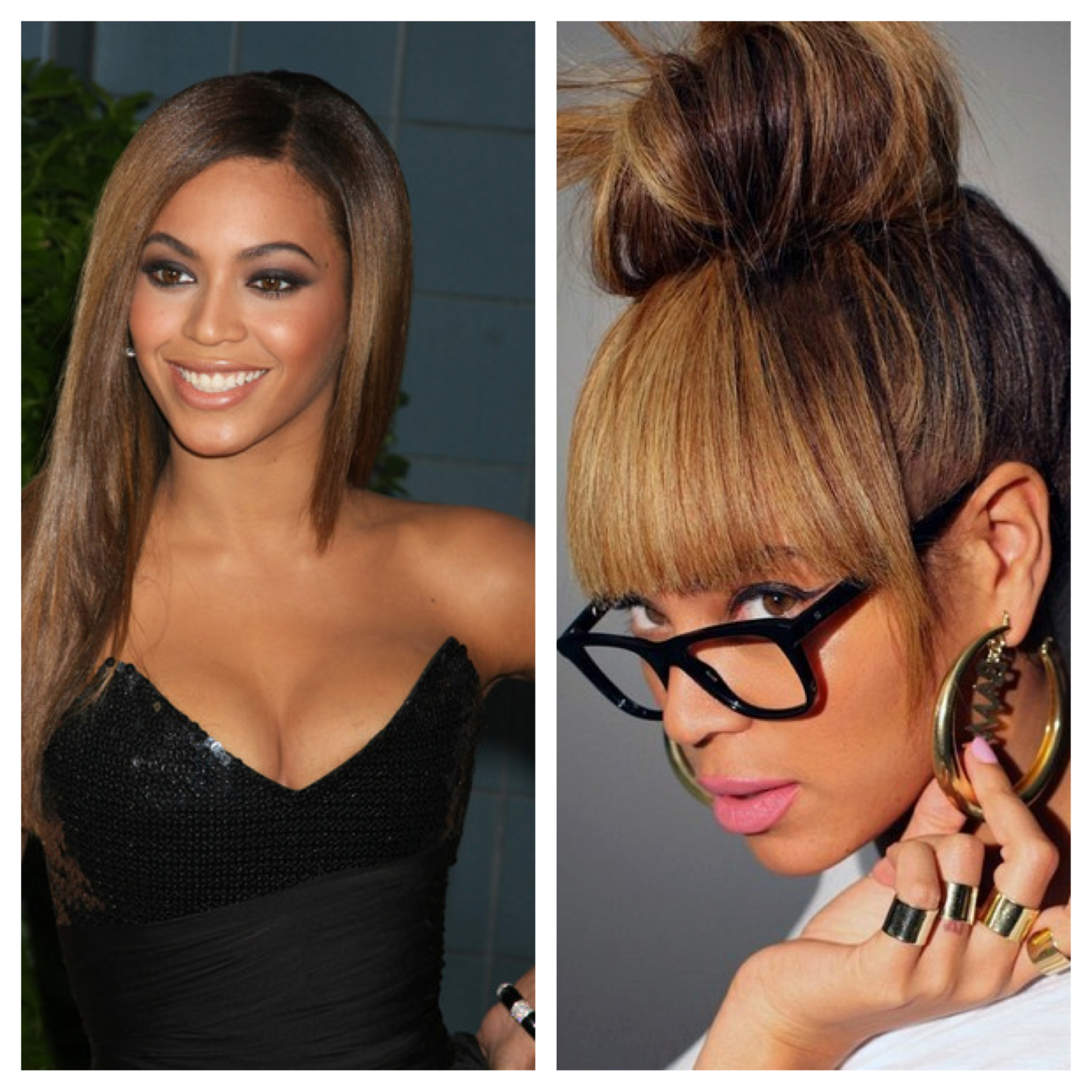 Fantastic Beyonce Bang Hairstyles 97811 Beauty Redefine Your Hairs Hairstyle Inspiration Daily Dogsangcom
