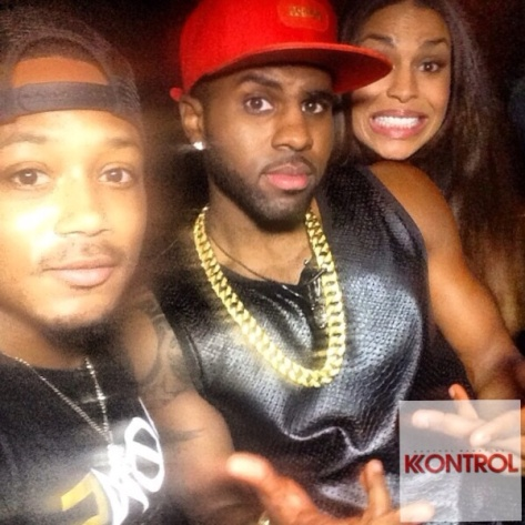 Jason Derulo Private Listening Party In LALil Romeo Girlfriend 2014