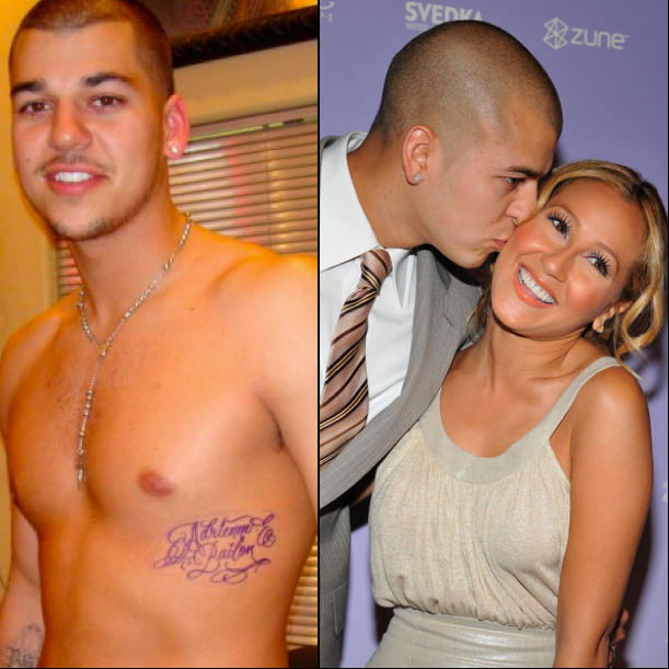 The gallery for --> Rob Kardashian And Adrienne Bailon Tumblr K Michelle 2013 Body