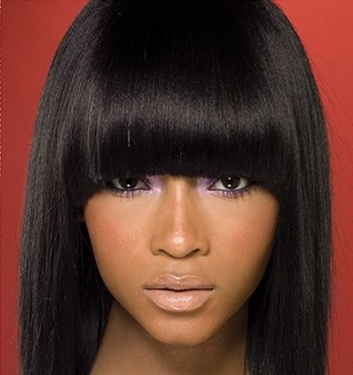 ... Side Part Sew In Straight Hair. on sew in weave hairstyles ins and