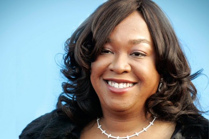 "New York Times Apologizes to Shonda Rhimes For ""Angry Black Woman"" Statement"