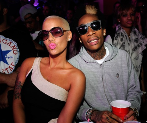 Amber and Wiz