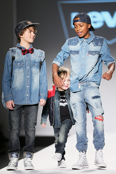 Nike Levi's Kids Rock - Runway -  New York Mercedes-Benz Fashion Week Fall 2015