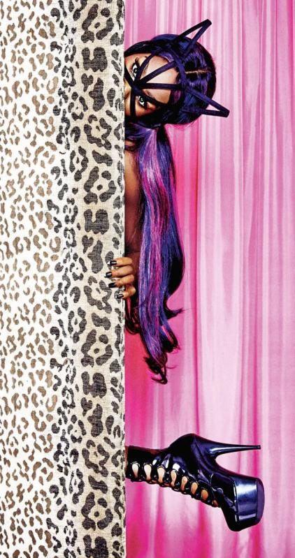 , Azealia Banks To Grace Cover Of Playboy!