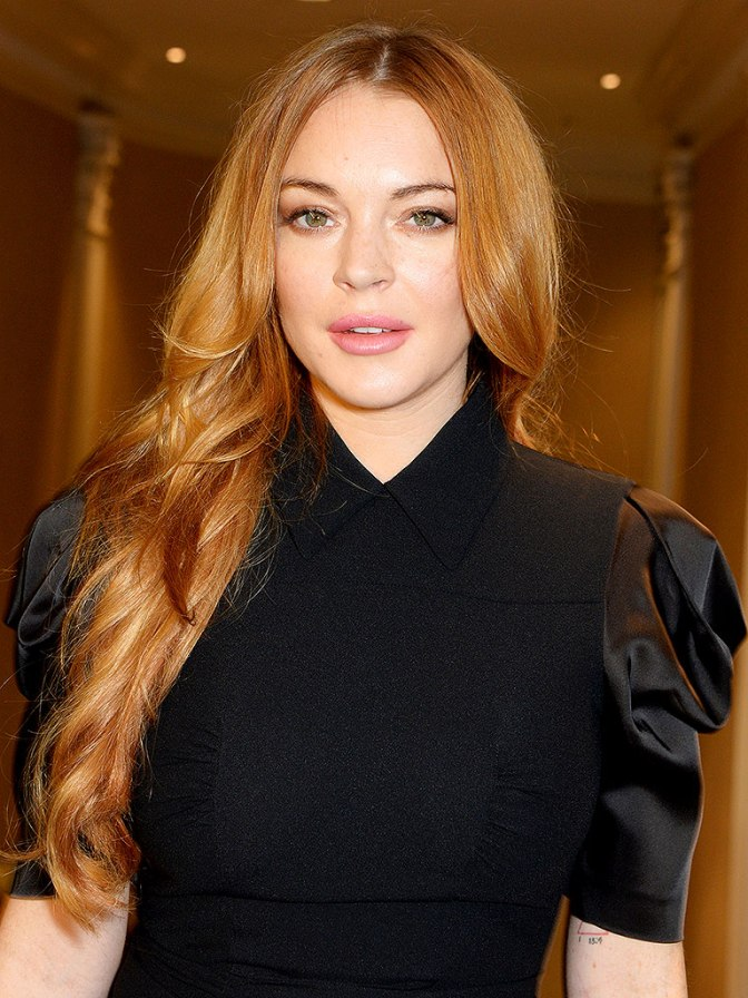 Lindsay Lohan is Swearing Off Men… For A Year
