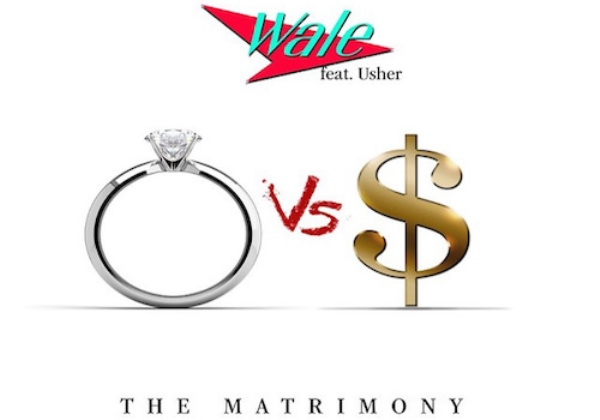 [New Music]: Wale Ft. Usher 'The Matrimony'