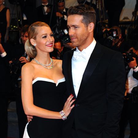 Blake Lively and Ryan Reynolds Choose Baby James' Godmother