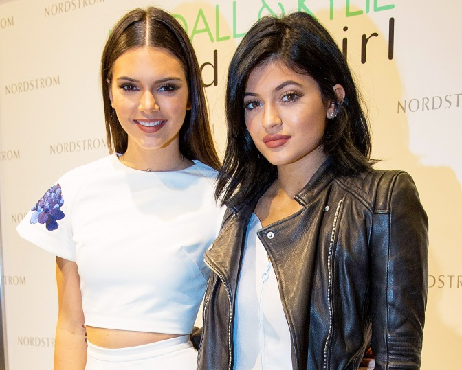 The Fashion Tea: Kendall and Kylie Working On A New Fashion Line?!