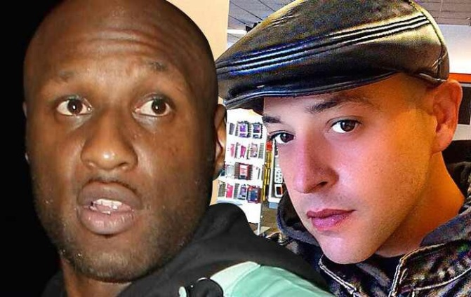 Lamar Odom's Closest Friend, Jamie Sangouthai, Dies From Drug Overdose