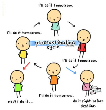The Art of Procrastination – And How to Overcome It