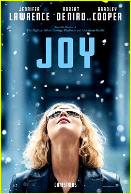 "Jennifer Lawrence, Bradley Cooper, and Robert De Niro Star in New Movie ""Joy"""