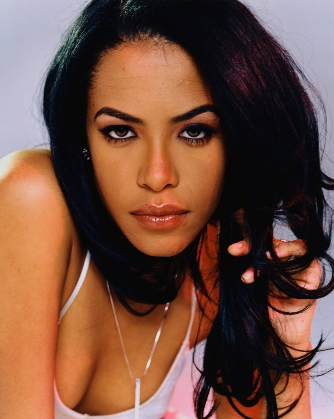 Aaliyah's Family Readies a Tribute Fragrance