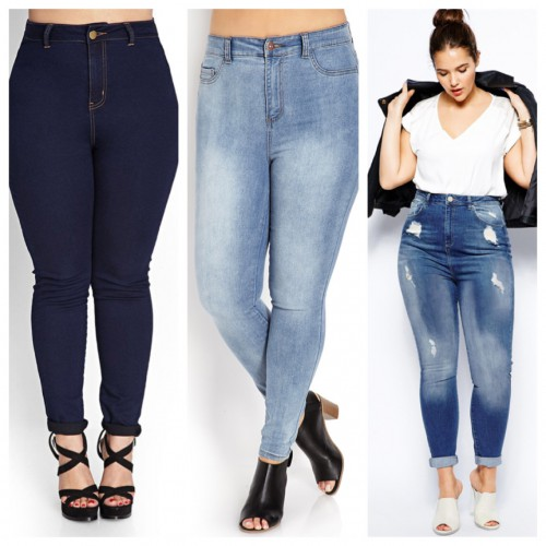 Plus Size Jean Guide