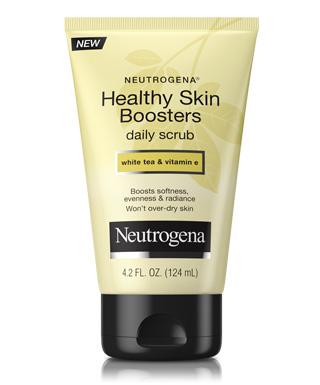 Neutrogena Healthy Skin Booster Skin Scrub