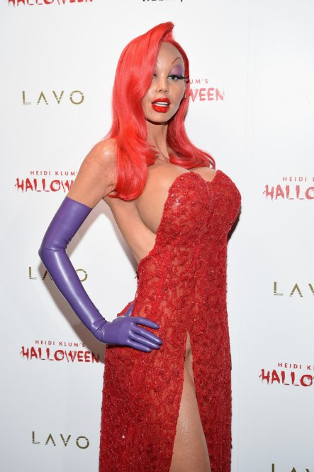 Heidi-Klum-2015-Halloween-Costume