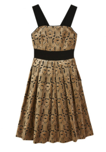 Polyester Dress, Orla Kelly $260