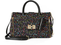 Tweed Handbag, Diane von Furstenberg $226