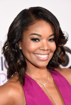 LOS ANGELES, CA - JANUARY 07:  Actress Gabrielle Union attends The 41st Annual People's Choice Awards at Nokia Theatre LA Live on January 7, 2015 in Los Angeles, California.  (Photo by Kevin Mazur/WireImage)
