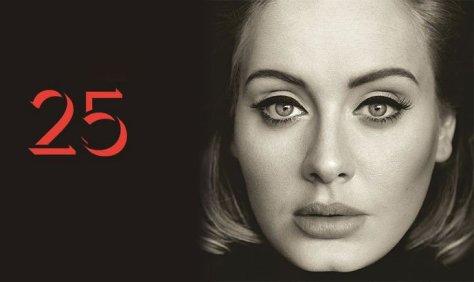 Adele concert 25 album
