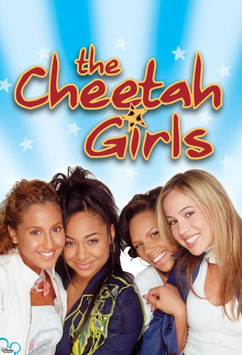 Cheetah Girls raven symone