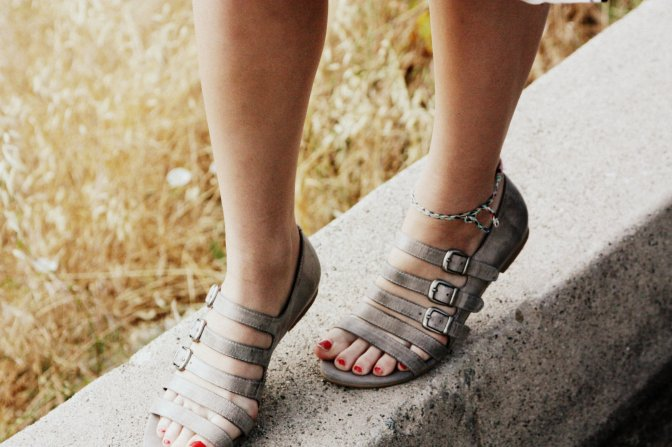Summer 2016 Shoe Trends