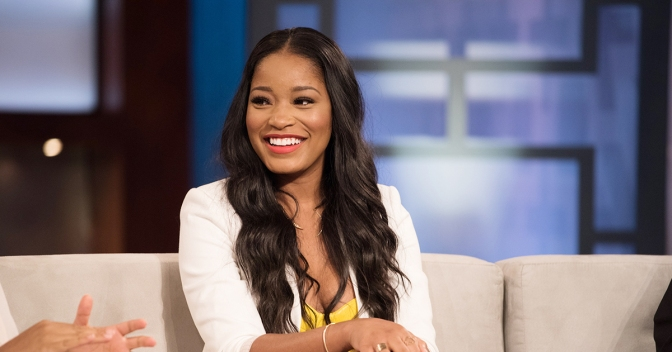 "KeKe Palmer Addresses ""The Real"" Rumors"