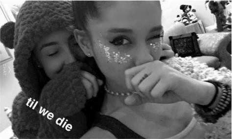 Life as Ariana Grande's BFF | Kontrol Girl Magazine