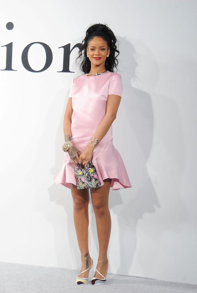 Rihanna x Dior Design Debut