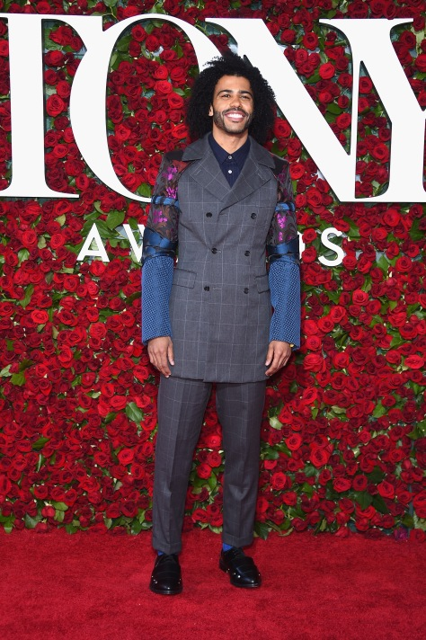 NEW YORK, NY - JUNE 12: Daveed Diggs attends the 70th Annual Tony Awards at The Beacon Theatre on June 12, 2016 in New York City. (Photo by Dimitrios Kambouris/Getty Images for Tony Awards Productions)
