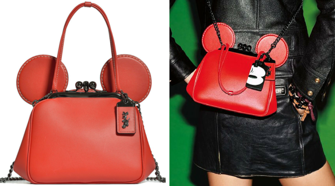 Show Your Disney Love With These New Coach Bags