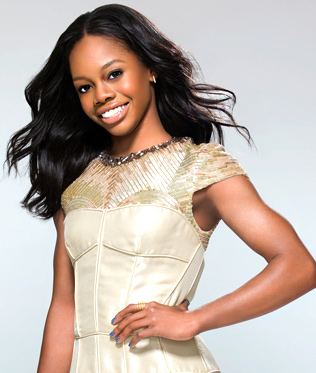 Gabby Douglas Working To Make History Again