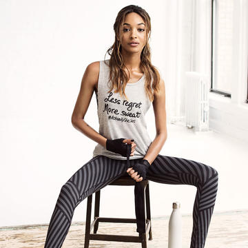 Jourdan Dunn Motivating Young Women On And Off the Runway
