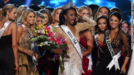 Miss USA Pageant: More Than Just A Crown