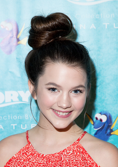 Chloe East Finding Dory
