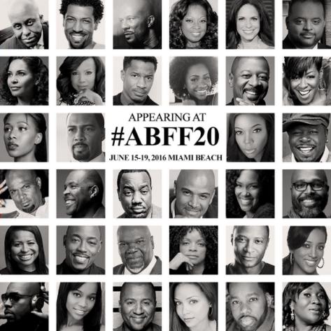 #ABFF20, Black film festival