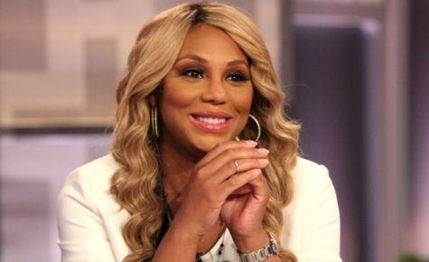 Won't He Do It! Tamar Braxton Lands Her Own Talk Show