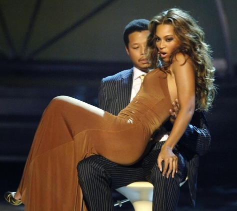 terrance howard and beyonce