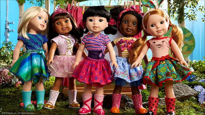 American Girl New Collection