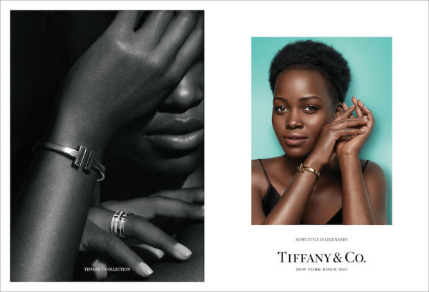 Tiffany and Co Recruit Elle Fanning and Lupita Nyongo For Reshaping Campaign