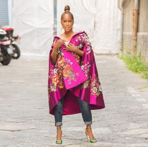 Marjorie-Harvey-Dolce-Gabbana-Cloak-3-700x698